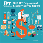 2019 IFT Employment & Salary Survey Report